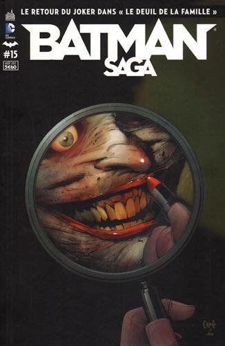Batman Saga. nº 15 de Scott Snyder (2013) Broché
