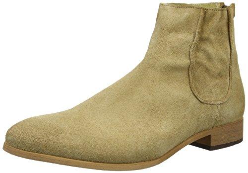 Shoe the Bear David S, Bottes Chelsea Homme Beige (Sand)