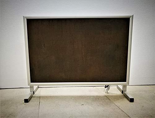 Schreibtisch Heizung Copper Brown 30 Cent pro Arbeitstag 130 Watt Büro-Heizung Zustell-Heizung Fuß-Heizung Infrarot-Heizung Elektro-Heizung Zustell-Heizung