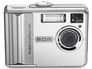 Kodak EasyShare C530 Digital Camera (5.0MP, 5x Digital zoom) & Printer Dock Series 3 Bundle