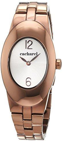 Cacharel Women's Quartz Watch CLD 008-5BM with Metal Strap