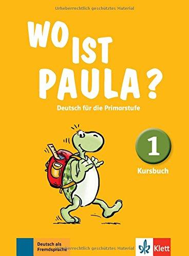 Wo Ist Paula? 1 Alumno por Vv.Aa