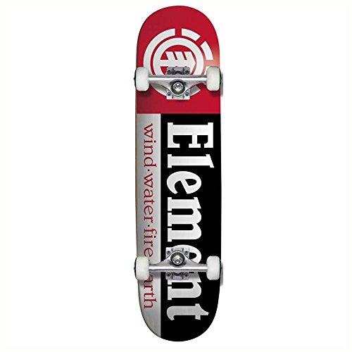 Element, Skateboard completo