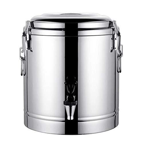 Dispensadores de Bebidas, dispensador de Agua Caliente,Termo contenedor automático de Bebidas de Acero...