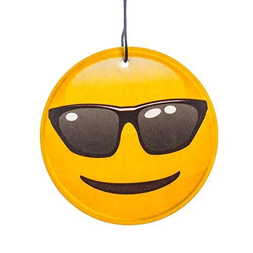 Emoji-em2d5Cool Guy mit Sonnenbrille Ice Auto-Lufterfrischer
