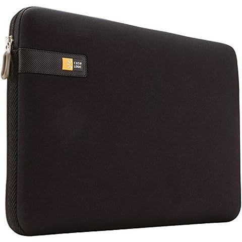Case Logic LAPS114 BLACK Housse en Polyester pour Ordinateur Portable