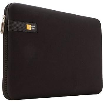 """Case Logic LAPS114 BLACK Housse en Polyester pour Ordinateur Portable 14-14.1"""" Noir"""