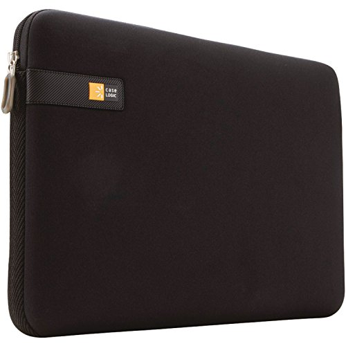 Case Logic LAPS114K Notebook Sleeve 35,5 cm (14 Zoll) Schwarz (Deluxe Laptop Case)