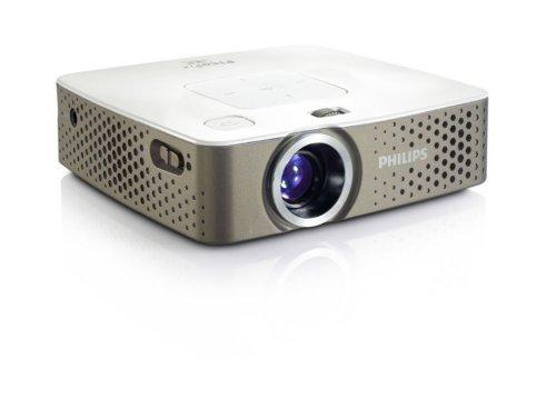 Philips PicoPix PPX3414/F7 140ANSI lumen DLP WVGA (854x480) Proiettore portatile Bronzo videoproiettore