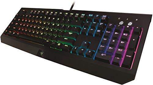 Razer BlackWidow Chroma Mechanische Gaming Tastatur (RGB Beleuchtet und voll programmbierbar mit 5 Macrotasten, DE-Layout) - 2