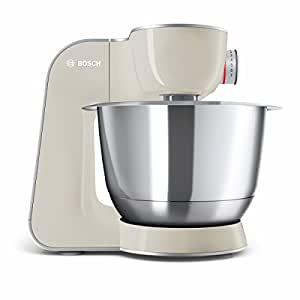 Bosch MUM58L20 food processor - food processors (Stainless steel, 50/60 Hz, PE, Mixing)