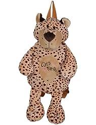 Y-BOA Cartable/Sac à Dos Jouet Peluche Pour Enfant Forme Animal en Coton