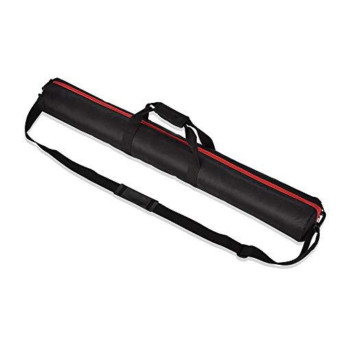 UTEBIT Stativtasche 100CM mit 88-145CM Tragegriff Lichtstativ Tasche Tripod Bag 1680D Oxford Stoff Wasserdicht Doppelter Reißverschluss für Light Stand, Stativ, Fotostudioausrüstung -