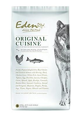 Eden Dog Food 80/20/0 Original Multi Meat & Fish Small Kibble 6kg