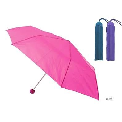Parapluie super-mini pour femmes, avec poignée en boule