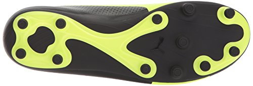 Puma Chaussures Hommes Spirit FG Puma Black/Fizzy Yellow/Castor Gray