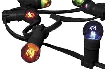 Lealight G701LN Guirlande B22 Câble Noir