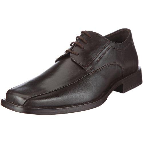 FRETZ men Fabio 3470.2515.51, Chaussures à lacets homme Marron (38 espresso)