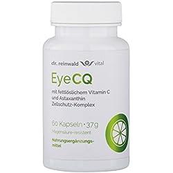 dr. reinwald vital EyeCQ, 60 Kapseln