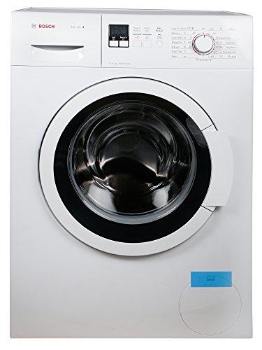 Bosch 6.5 kg Fully-Automatic Front Loading Washing Machine (WAK20165IN, White)