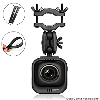 Navitech Auto-Schlag/Dash Cam/Kamera Rückspiegel Halterung für die ANNKOO AD01