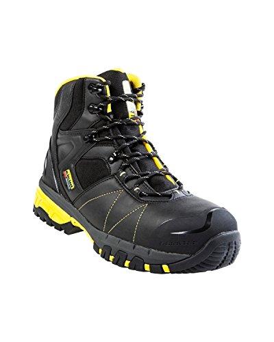 """Blakläder 248239499933: Chaussure de sécurité, S3""""SRC"""", taille 8, Noir/jaune"""