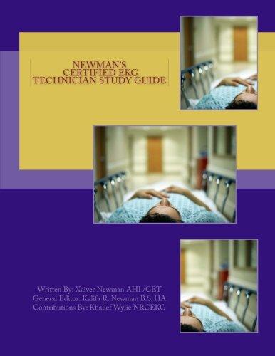 Newman's Certified EKG Technician Study Guide