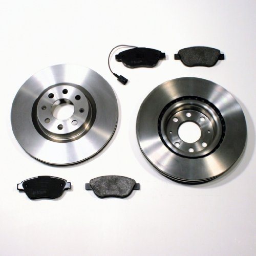 Fiat 500 0,9 Bremsen Bremsscheiben Beläge Vorne 257mm unbelüftet