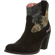 0076eff8c76 Desigual Shoes Lauris - Botas de Material sintético para Mujer