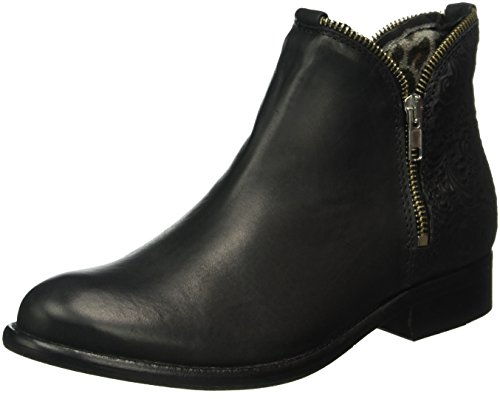 Apple of Eden Damen Bita Reitstiefel Schwarz (Black)