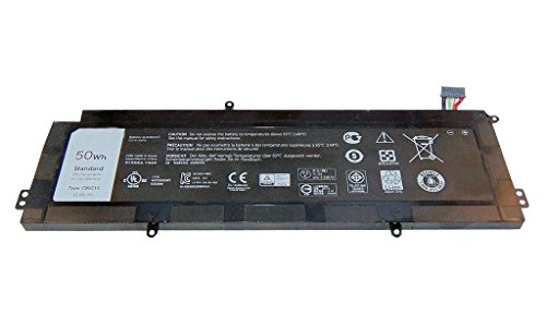 BPXLaptop Battery CB1C13(11.4V 50Wh) for Dell Chromebook 11 1132N 01132N Notebook PC