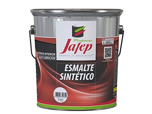 Esmalte Satinado Jafep Blanco 125 C.C.