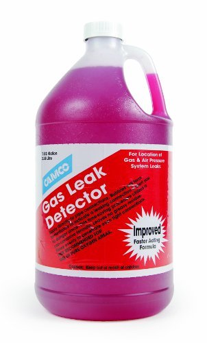 Camco 10367 Gas Leak Detector - 1 gallon by Camco