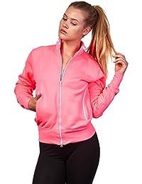 Suchergebnis auf für: sweatjacke Pink Damen