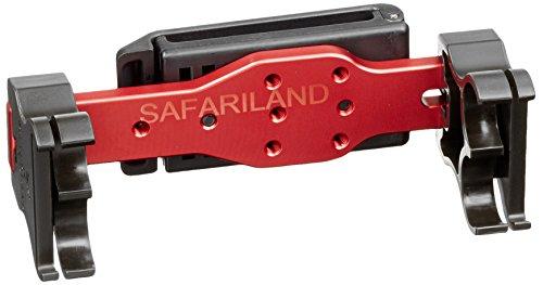 Safariland 086 4 Fach Schrotpatronen Halter mit Gürtel-Clip, SL086-4-35-744BL -
