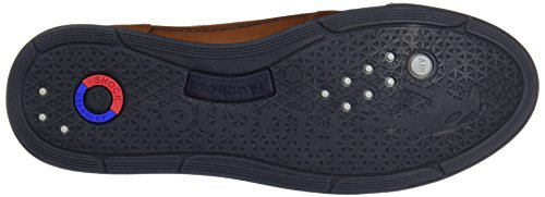 Fluchos Herren Etna Oxfords Braun