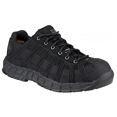 CAT FOOTWEAR - chaussures de travail - SWITCH ST S1 - black, Taille:44