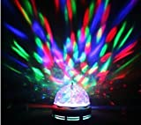 Playlearn LED Full Color Crystal Auto Rotating Disco - Best Reviews Guide