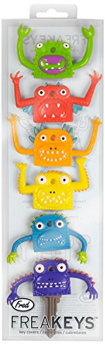 Fred Freakeys Monster Key Covers