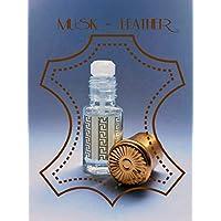 Musk Leder 3ml-15ml Premium Parfümöl Misk Moschus Oudh HALAL Leather Tuscan (Musk Leder, 3ml) preisvergleich bei billige-tabletten.eu
