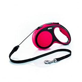 flexi New Comfort Leash, Red, X-Small, 8 kg 10