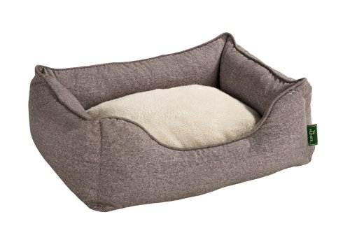 Hunter 61434 Hundesofa Boston, L, Format/Abmessung: 100 x 70 cm, braun - 2