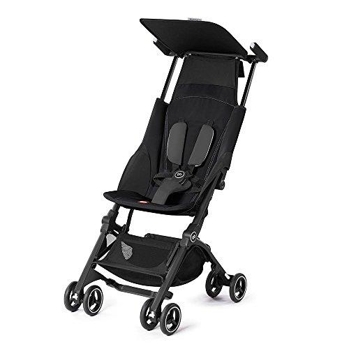 GB POCKIT Plus- Seduta per passeggino, 0–17kg, 6mesi-3anni, collezione 2016