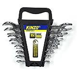 Kinzo 71975 8 Clés plates 6 à 22 mm