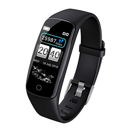martwatch Digitaluhren Fitness Uhr Intelligente Armbanduhr Smart Watch Blutdruck Messgerät Sportuhr Herzfrequenz Sport Fitness Tracker Uhr Digitaluhr Wasserdicht ()