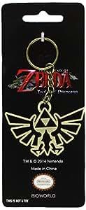 Porte Clé Métal Nintendo Triforce ZELDA