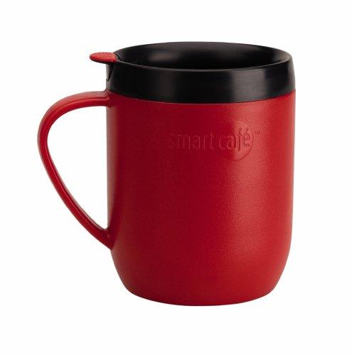 Smartcafe SC5130 Hot Cafetiere Mug Rouge