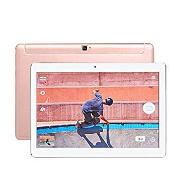 SLB Works Binai Mini10 32GB MediaTek MT6753 Octa Core 10.1 Inch Android 7.0 Dual 4G Phablet Tablet Rose Gold