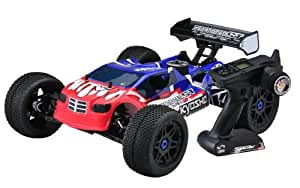 inferno neo st race readyset t2 truggy 2.4ghz rouge/bleu