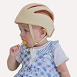 QETU Baby Adjust Enfant Chapeau Anti-Collision Sécurité Coussin De Protection De La Tête Résistant À La Casse Casques Harnais De Protège-Tête,E5